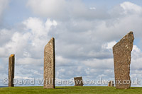 Standing Stones of Stenness, Mainland.